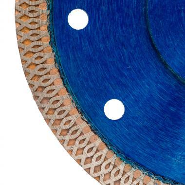 Алмазный диск по плитке 125x1,3x22 Ktomer®  синий